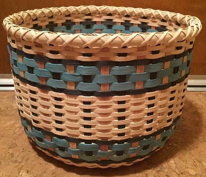 David's Drum Basket
